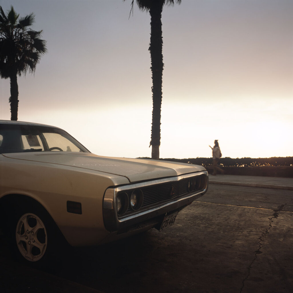 '71 Dodge Coronet on the waterfront in Barranco