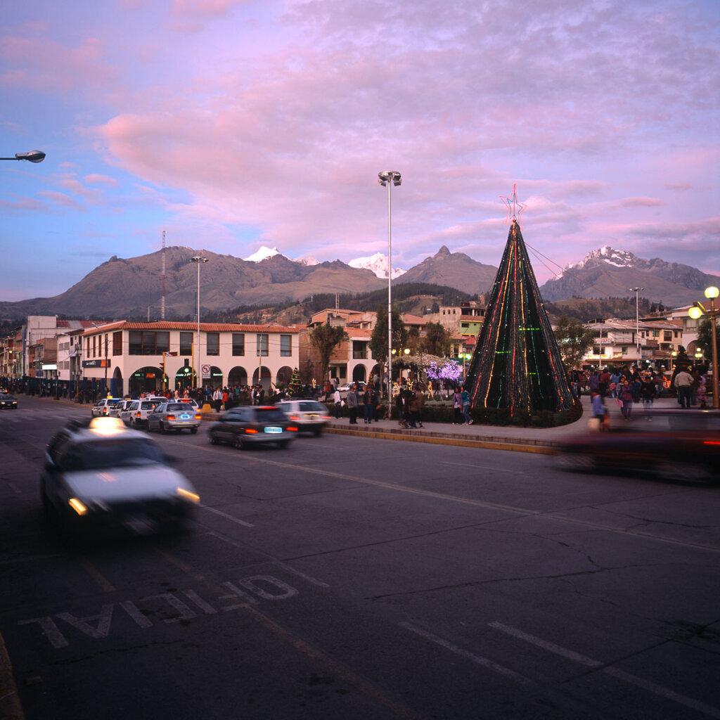 Christmas in Huaraz