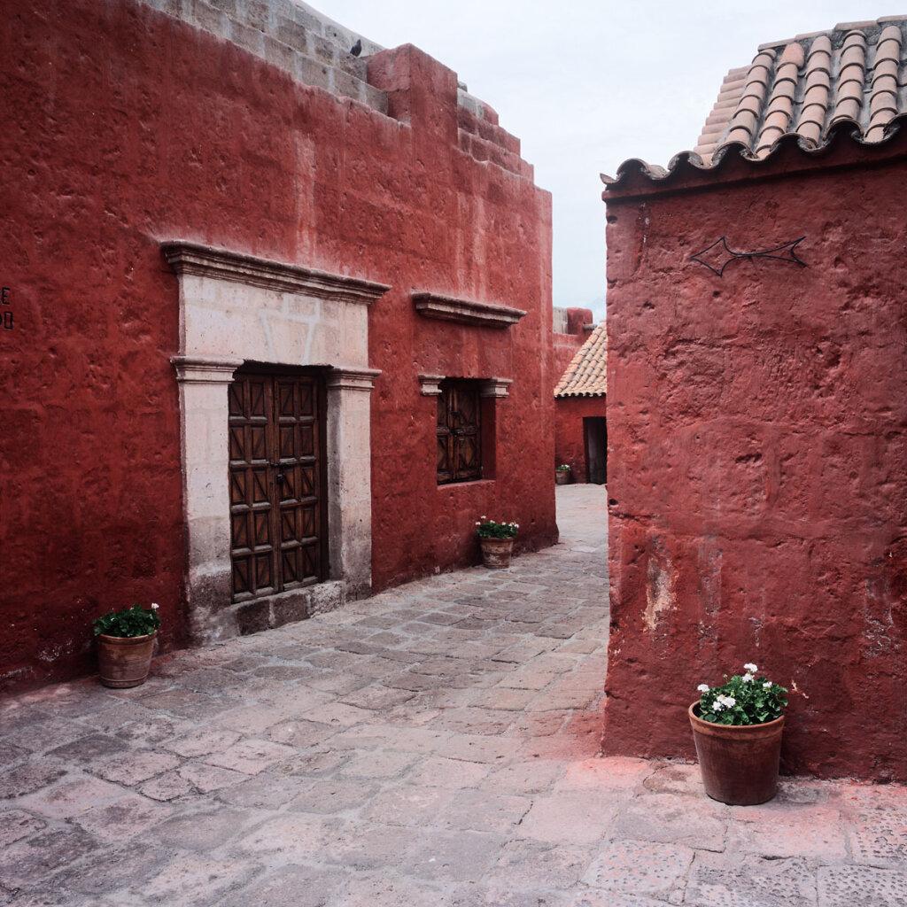 Calle Toledo, Convento de Santa Catalina