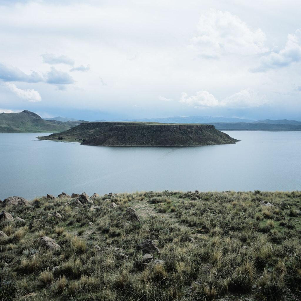 Lake Umayo Island
