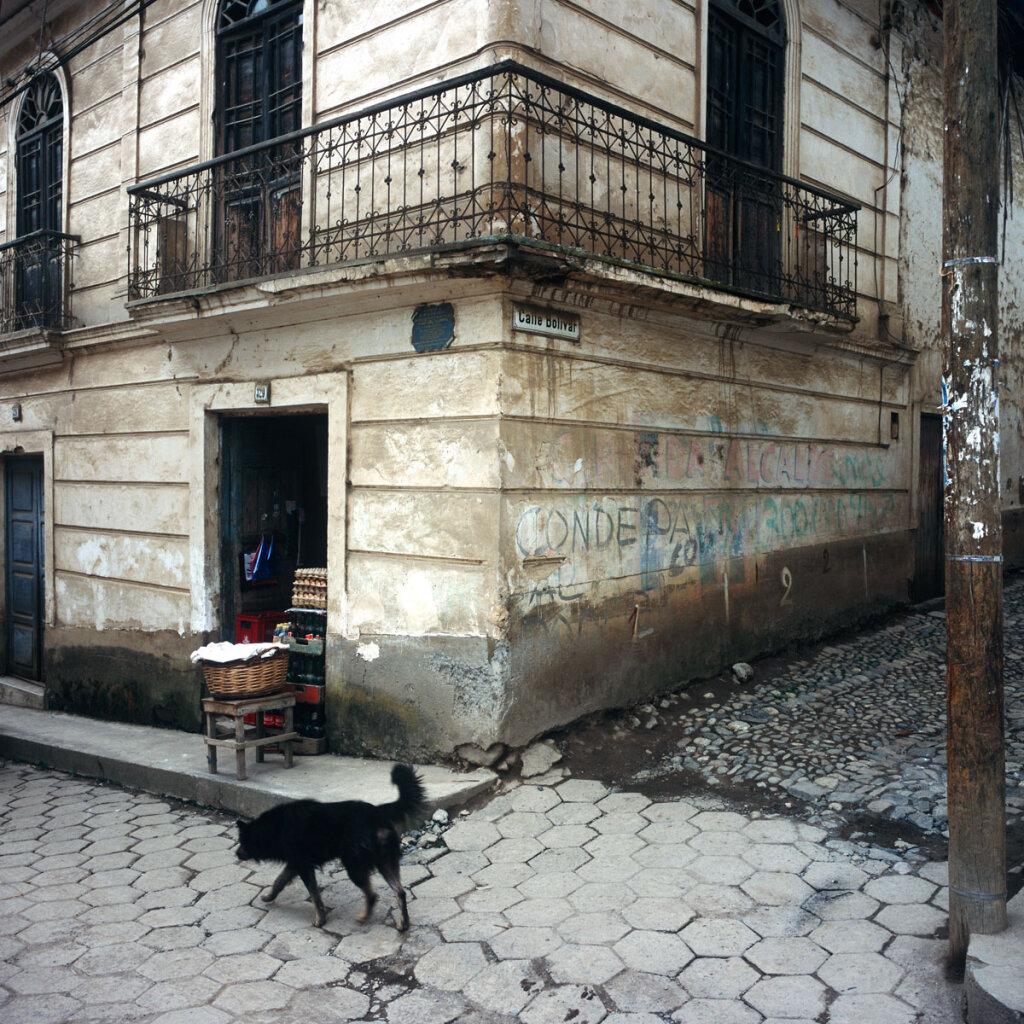 Calle Bolivar