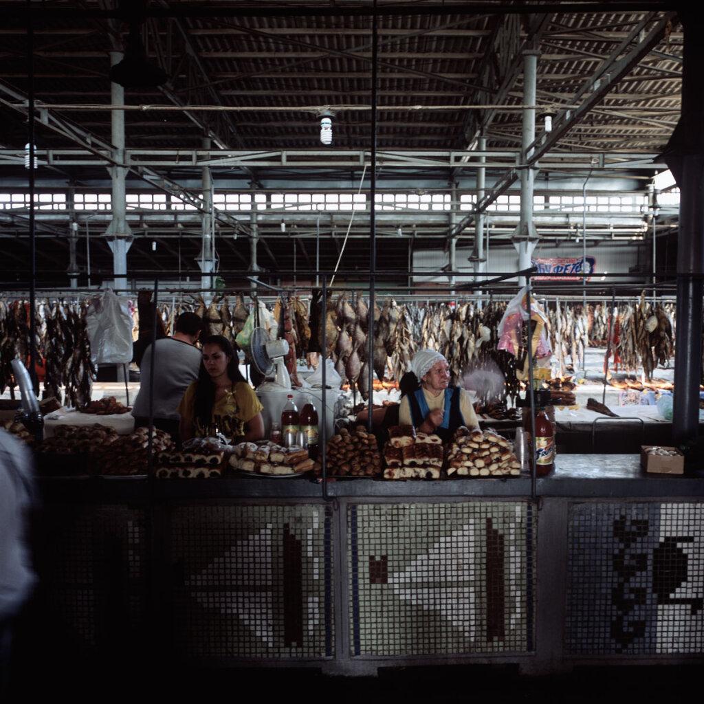 Food market Chornobaivka
