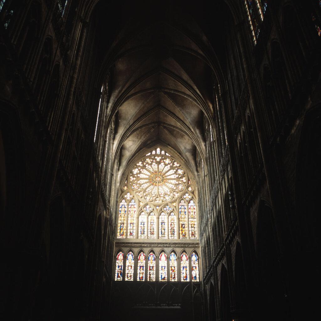 Saint-Étienne de Metz Cathedral