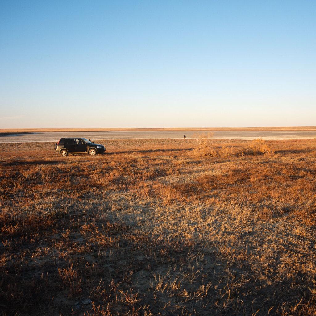 Between Karabutak and Aralsk