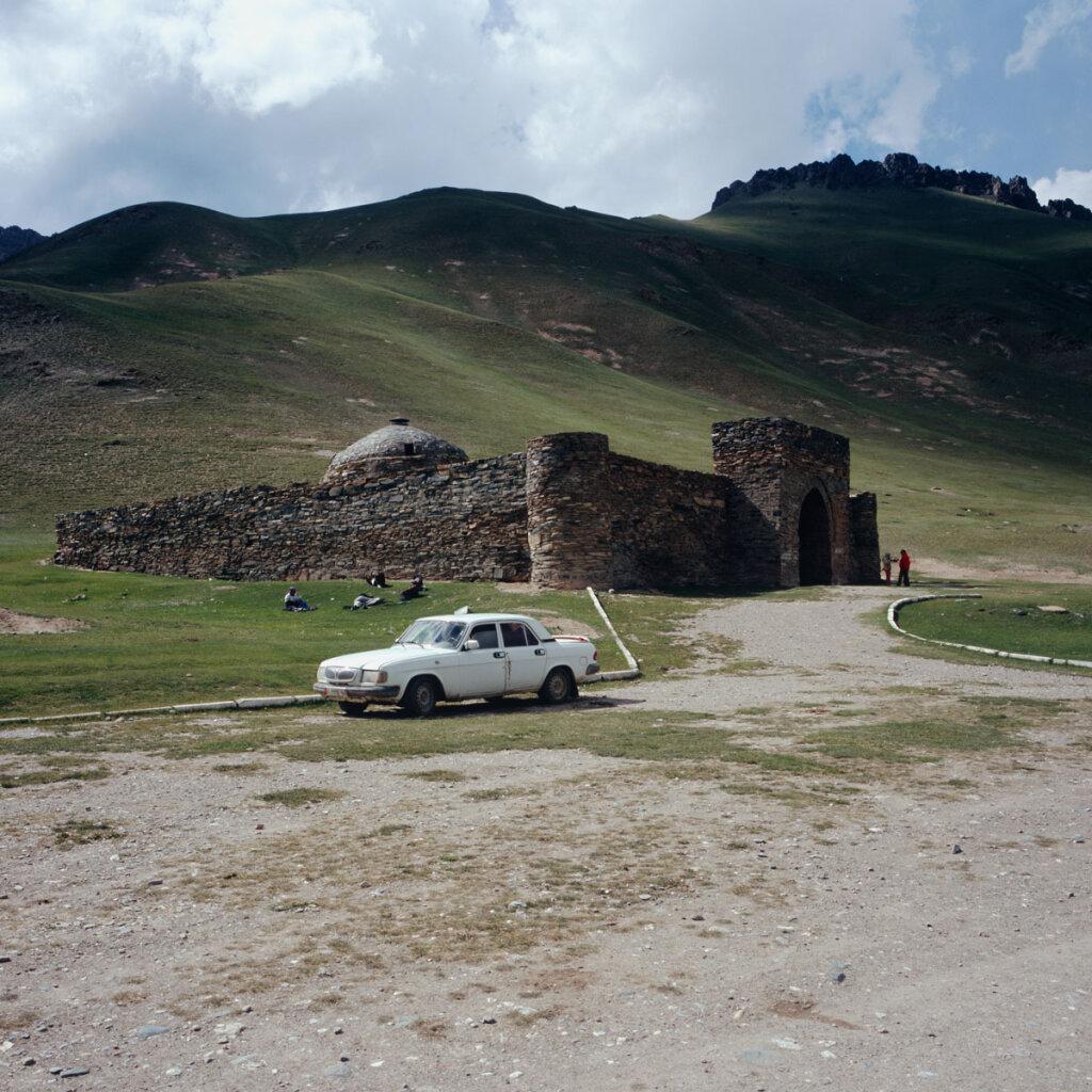 Tash Rabat caravanserai