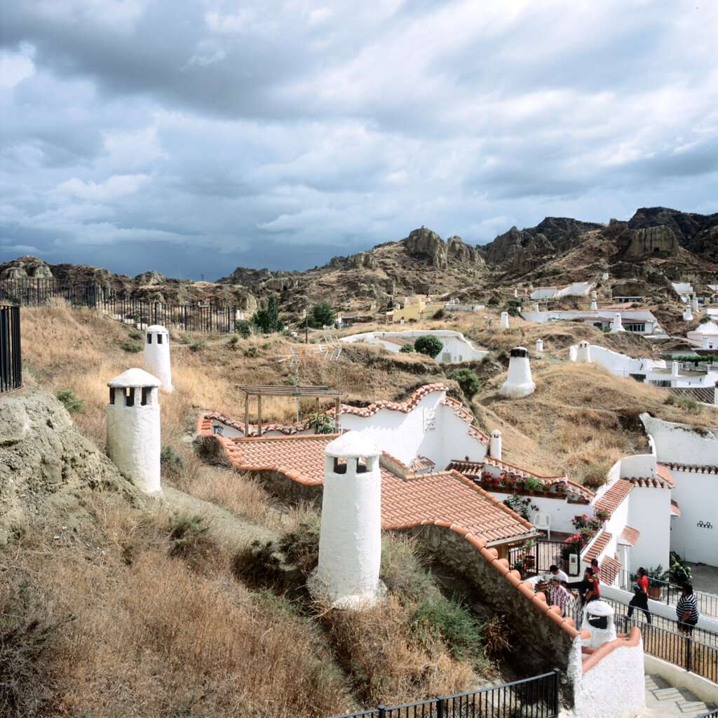 Barrio de las cuevas