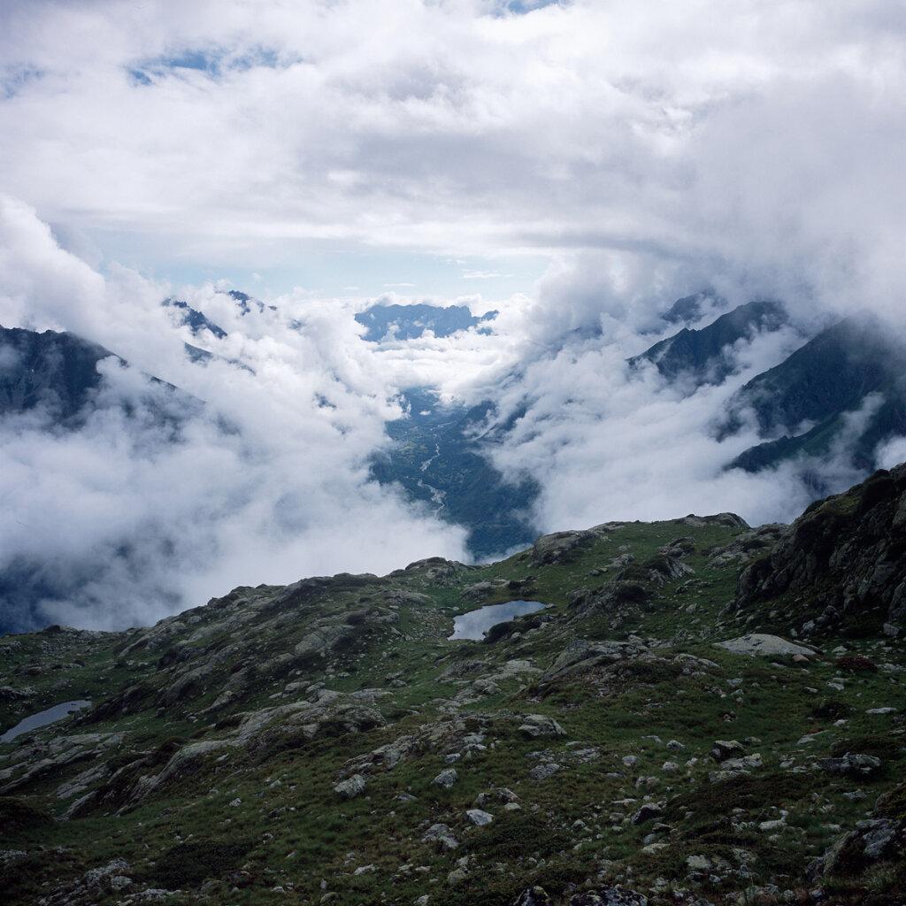 Valgaudemar depuis le Lautier