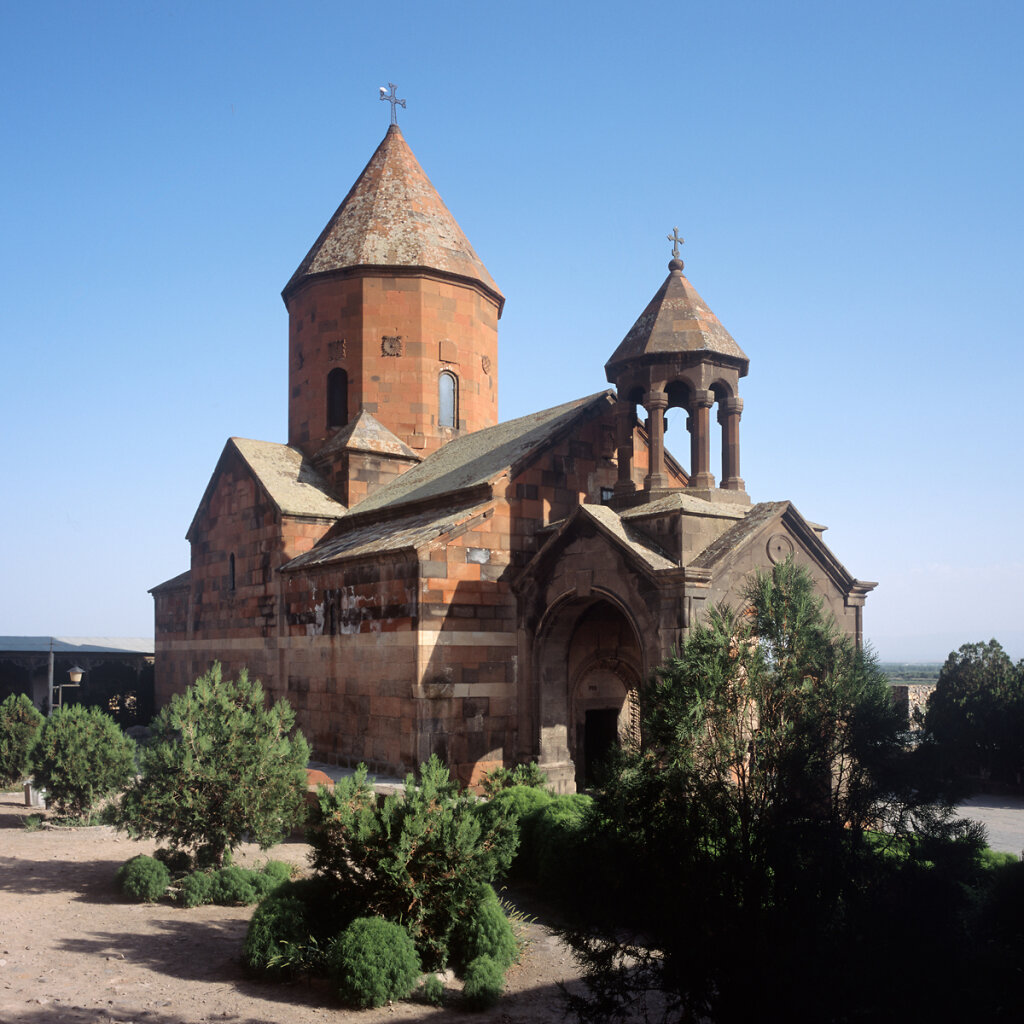 St.Astvatzatzin (Holy Mother of God) church, Khor Virap Monaster