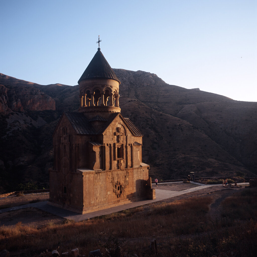 St.Astvatzatzin (Holy Mother of God) church, Noravank Monastery