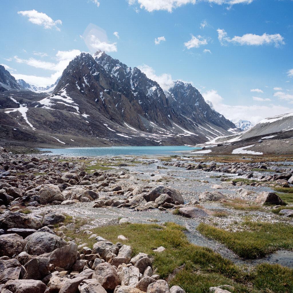 Lake Chashin (Озеро Чашин)