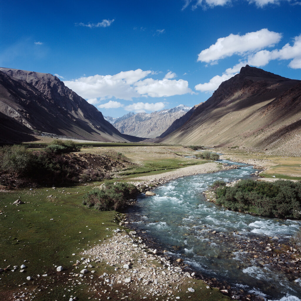 Andaravj valley (Андаравджская долина)