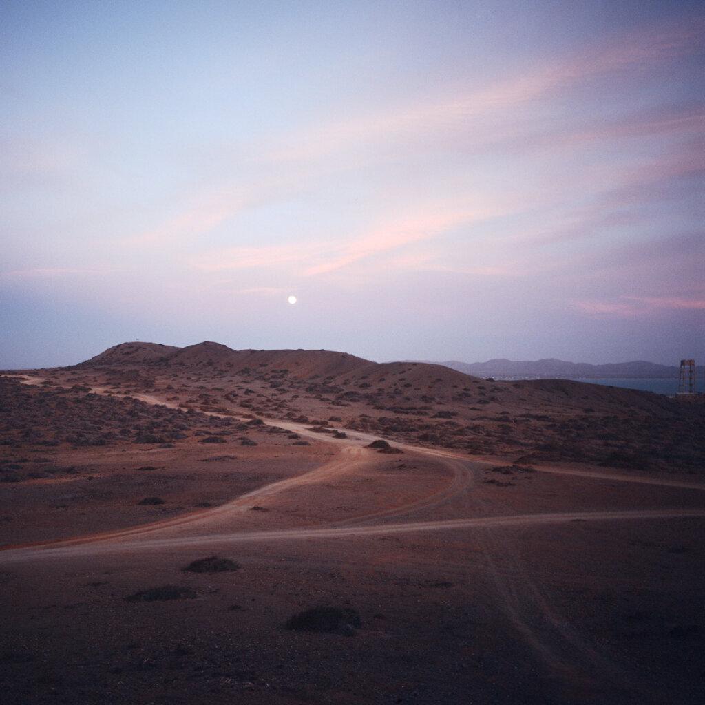 Sunset in Cabo de la Vela