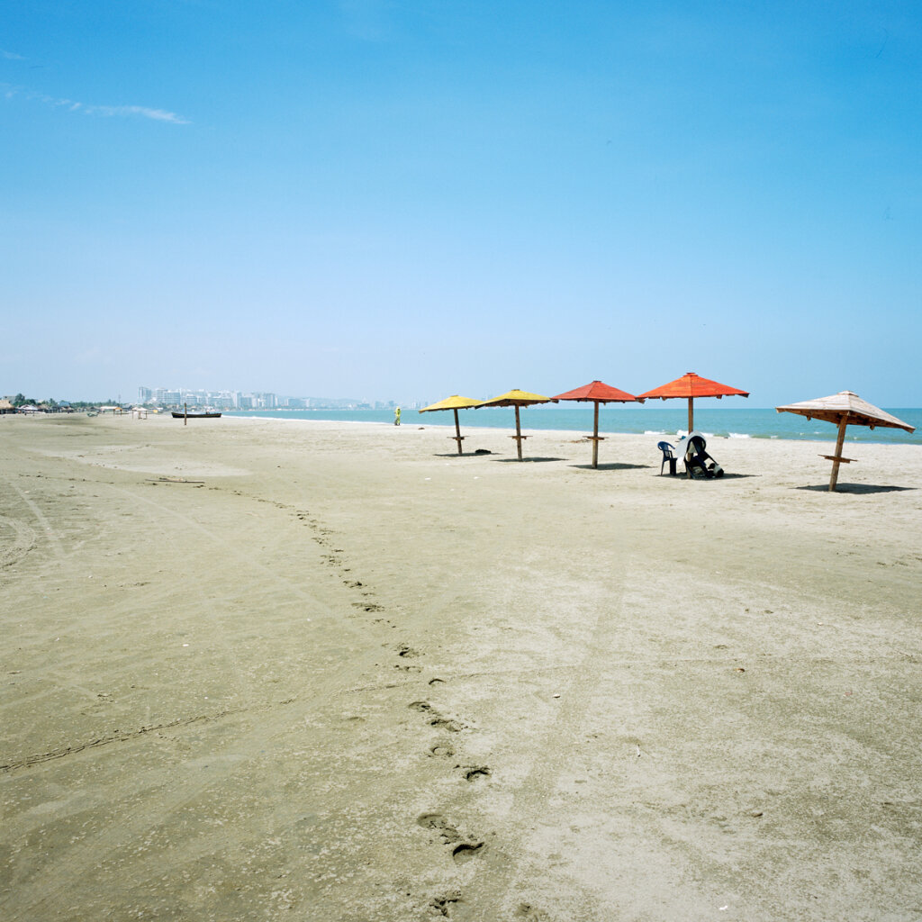 Playa de La Boquilla